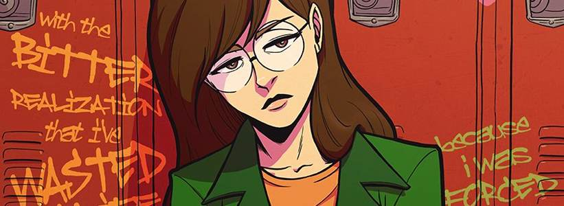 Daria and the Clichéd   Representation of Teenagers