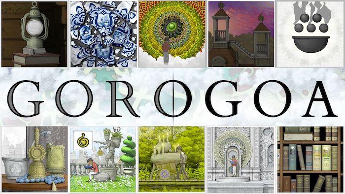 Gorogoa (2017)