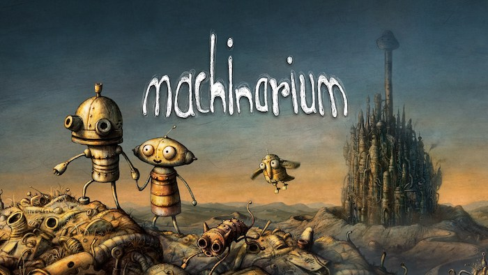 Machinarium (2009)