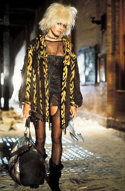 Pris Stratton from Blade Runner