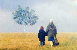 Absences in Theo Angelopoulos' Landscape in the Mist