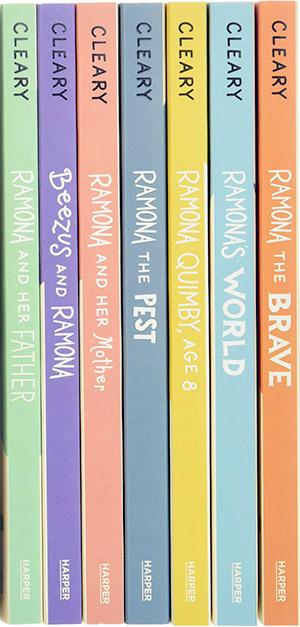 Ramona novel series