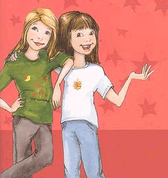 Ramona and friend