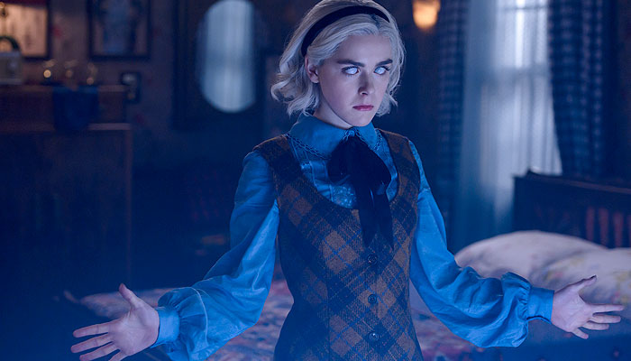 The Chilling Adventures of Sabrina on Netflix