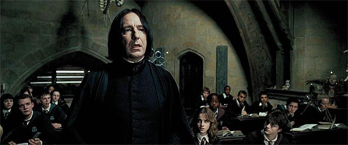Severus Snape in Prisoner of Azkaban