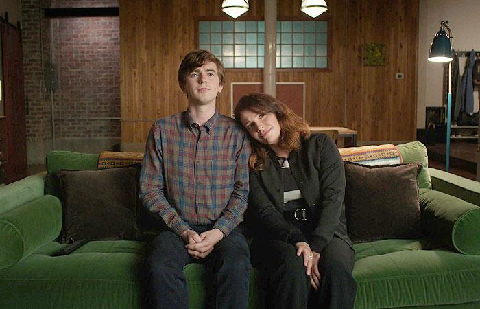 Shaun and Lea