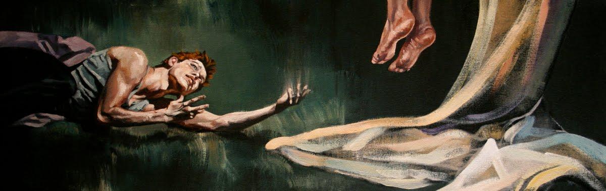Œdipus at Iocastê's death