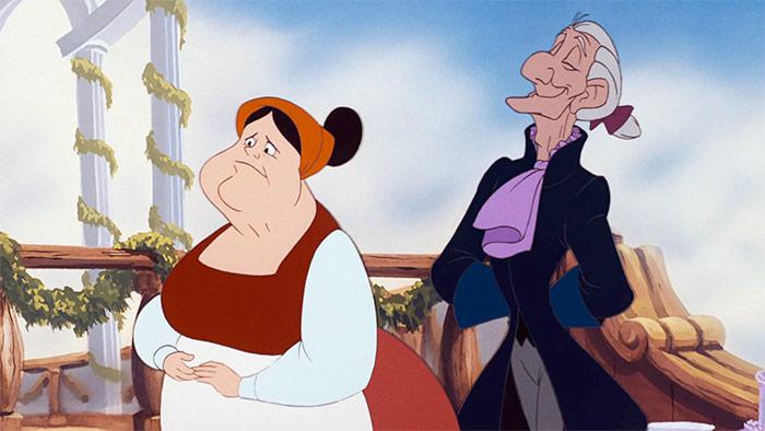 Carlotta and Grimsby