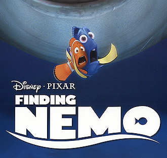 From the poster of Finding Nemo