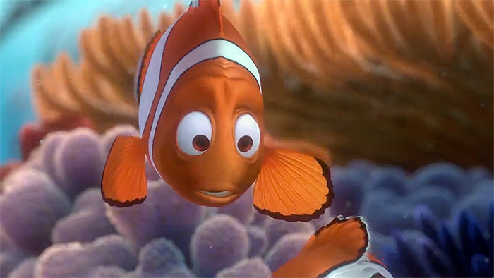 Marlin lashes out at Nemo