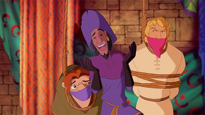 Quasimodo and Phoebus