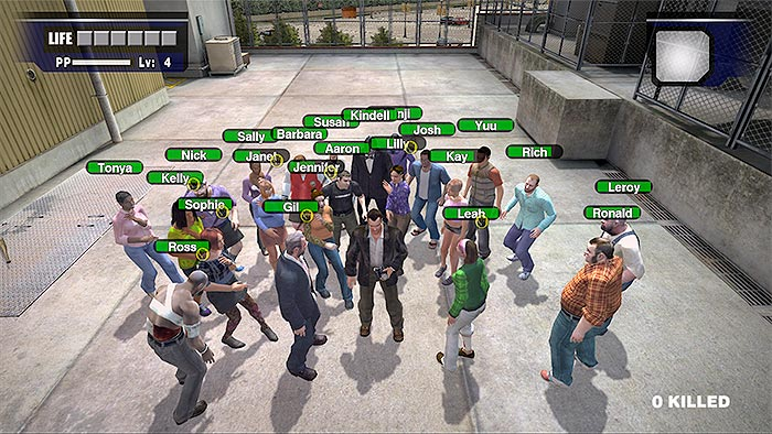 The bane of a Dead Rising player's existence